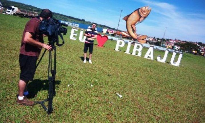 Piraju será destaque no Programa Revista de Sábado