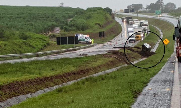 Marechal Rondon está interditada entre Botucatu e São Manuel
