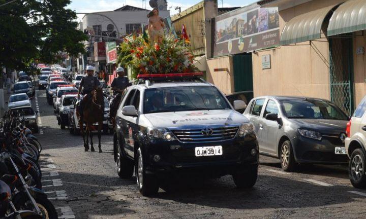 Pronta a programação da festa centenária em louvor a São Sebastião