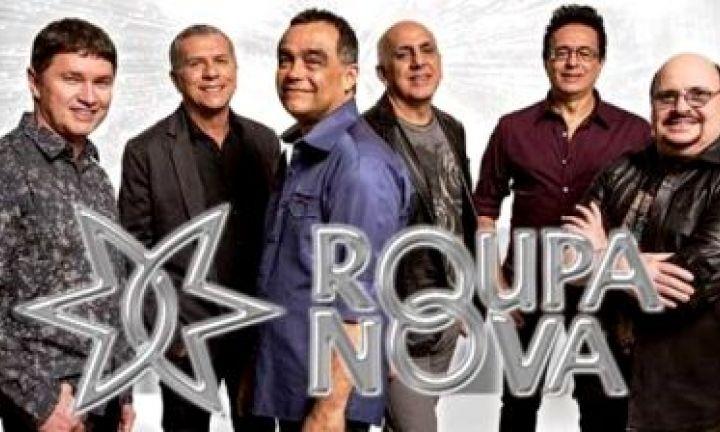 Hoje tem show com o grupo Roupa Nova em Avaré