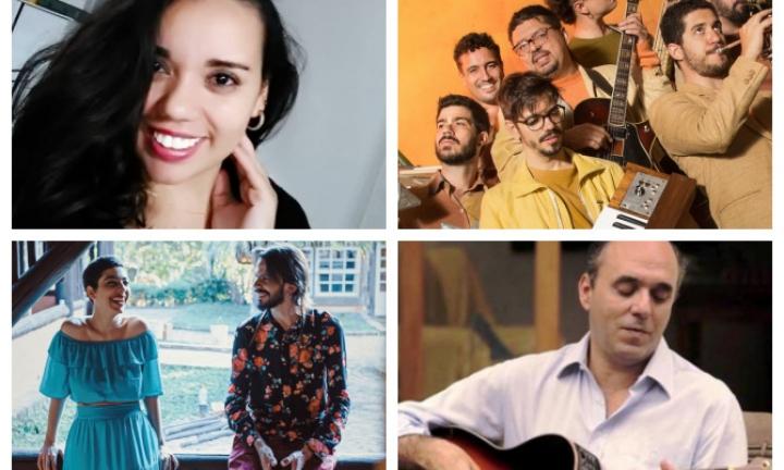 Definidos os shows da 38º Feira Avareense da Música Popular