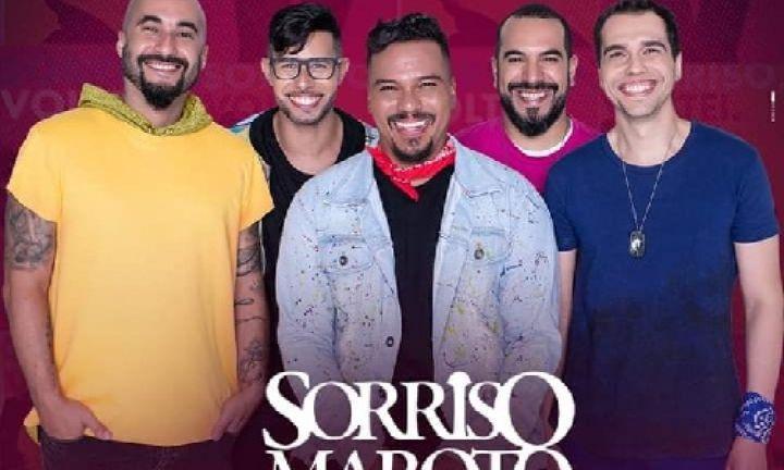 Sorriso Maroto se apresenta em Avaré no dia 4 de abril