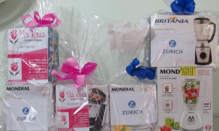 Sindicato sorteia prêmios para associados