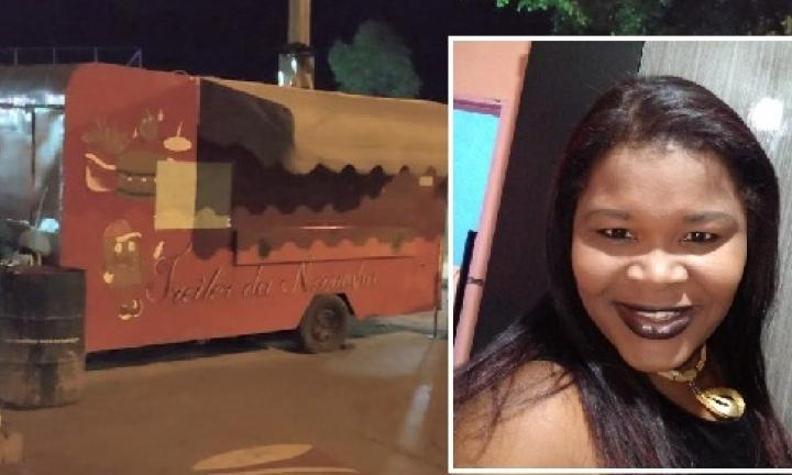 Dona de trailer de lanches é assassinada com mais de 10 tiros em Botucatu