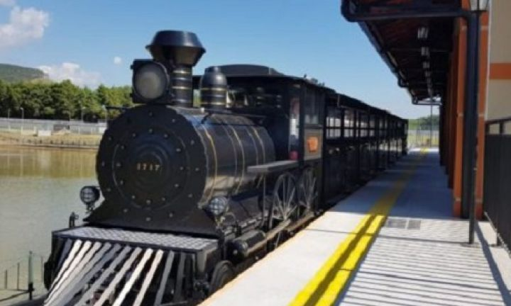 Trem do Devoto é novo atrativo para turismo em Aparecida