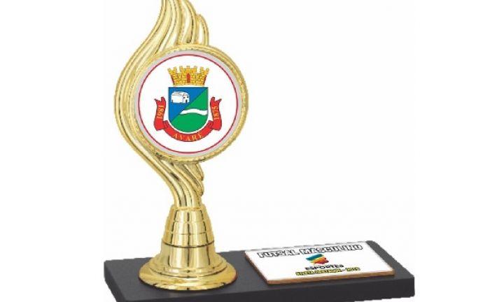 Troféu premia esportistas que tiveram destaque em 2019