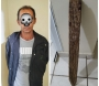 Homem é preso por matar cadela a pauladas em Cerqueira César