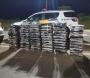 Polícia Rodoviária apreende mais de 200 kg de maconha em rodovia da região