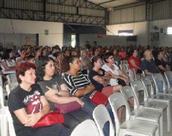 Professores conhecem Projeto Ecocidadania da Colônia Fraternidade