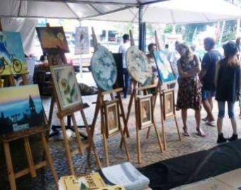 Excelente público prestigia o 1º de Maio com Arte