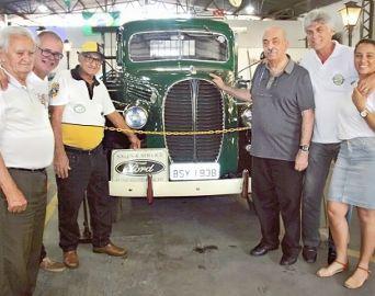 Museu do Automóvel de Avaré completou 10 anos com grande festa