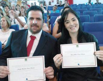 Prefeito eleito e vereadores são diplomados na Câmara de Avaré