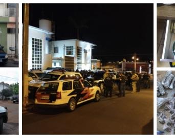 Polícia Civil deflagra a Operação Top Down em Piraju