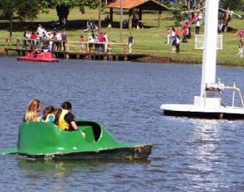 Aberta concorrência para exploração do lago do Horto Florestal