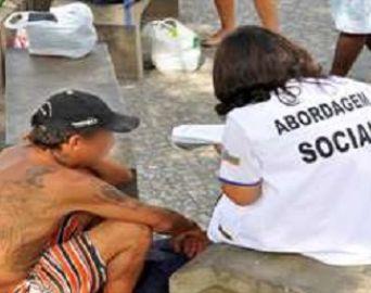 Secretaria reestrutura serviço de abordagem social