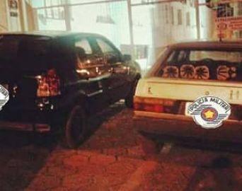 Força Tática desmantela quadrilha de ladrão de carros