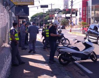 Polícia Militar realiza Operação São Paulo Mais Seguro em Avaré