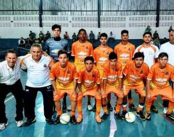 Futsal avareense está na semifinal da Copa Paulista