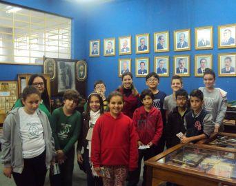 Museu Municipal obtém internet grátis para visitantes