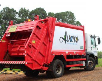 Novo sistema de coleta de lixo urbano começa nesta segunda-feira