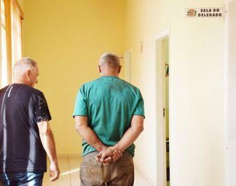 DIG captura condenado a 18 anos por estupro de vulnerável