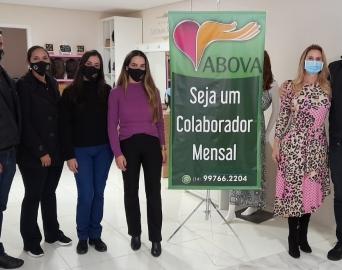 Empresa Guardião e ABOVA se unem em campanha de arrecadação