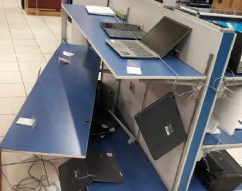 Loja de departamentos é invadida e furtada no centro de Botucatu