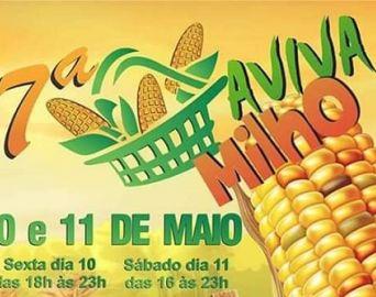 7ª Aviva Milho já tem data definida: 10 e 11 de maio