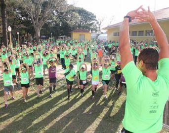 Corrida gratuita reuniu duas mil pessoas em Avaré no último domingo