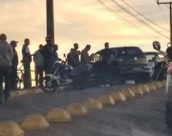 Motorista tem mal súbito e causa acidente de grandes proporções em Avaré