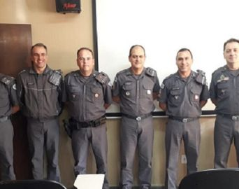 Policiais Militares promovidos foram homenageados em Avaré