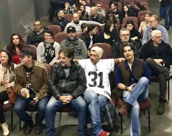 Excelente público prestigia documentário sobre bandas de rock de Avaré