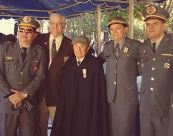 Polícia Militar de Avaré participa da Solenidade do 9 de Julho em Jaú