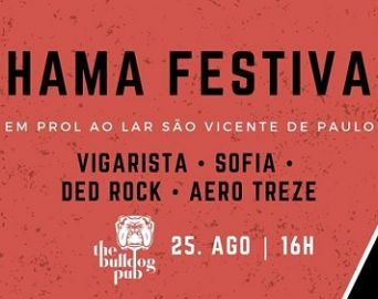 The Bulldog Pub promove evento beneficente ao Lar São Vicente