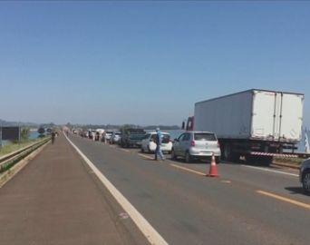 Sistema Pare e Siga continua na Ponte Carvalho Pinto