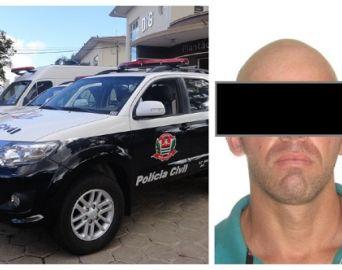Polícia Civil prende homem por receptação, resistência e desacato