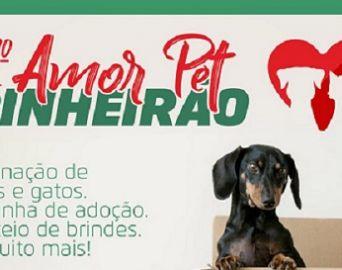Sábado acontece o 2º Amor Pet do Pinheirão Super