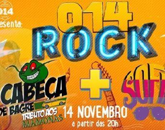 Cervejaria realizará a noite do 014 Rock com duas bandas e chopp artesanal