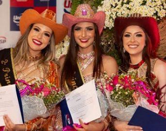 Mayara Luvizon é eleita a Rainha da Emapa 2019