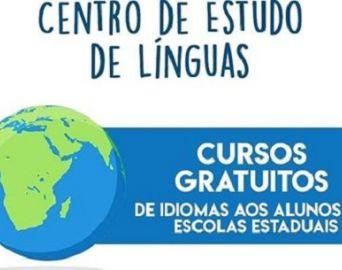 Centro de Línguas abrirá inscrições para cursos gratuitos de idiomas
