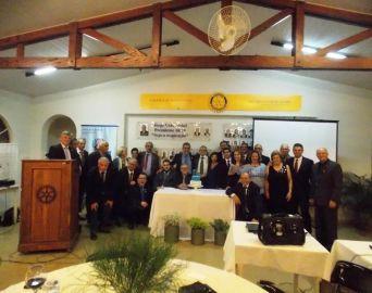 Rotary Club de Avaré comemorou 62 anos