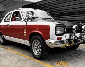Rali de carros antigos que reunirá 25 clássicos passará por Avaré