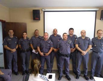 Policiais Militares promovidos são homenageados no Batalhão