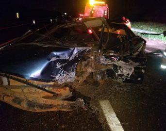 Rapaz de Itaí foi a vítima fatal no acidente ocorrido na virada do ano