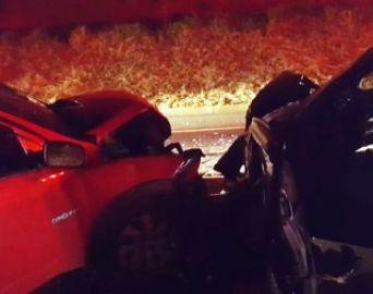 Duas pessoas se ferem em acidente próximo a Barra Grande