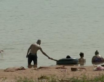 Afogamento no camping deixa banhistas em estado de alerta