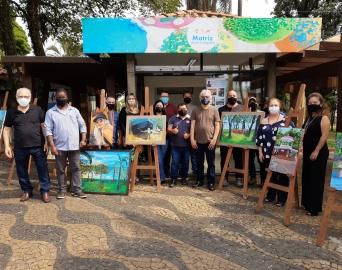 PIT inaugura exposição sobre monumentos de Avaré