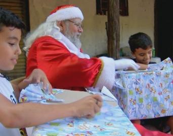 Natal das Crianças: cadastro para brinquedos vai até 15 de outubro