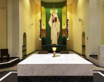 Matriz de São Benedito vai inaugurar o seu novo altar