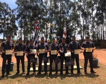 Estande de Tiro sediou o Torneio de POP da Polícia Militar